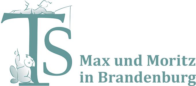 Logo: MAX UND MORITZ IN BRANDENBURG