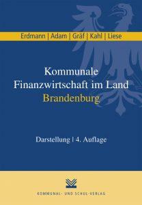 978-3-8293-1130-4 Erdmann, Kommunale Finanzwirtschaft im Land Brandenburg, Aufl4, RGB, 2014-06-30
